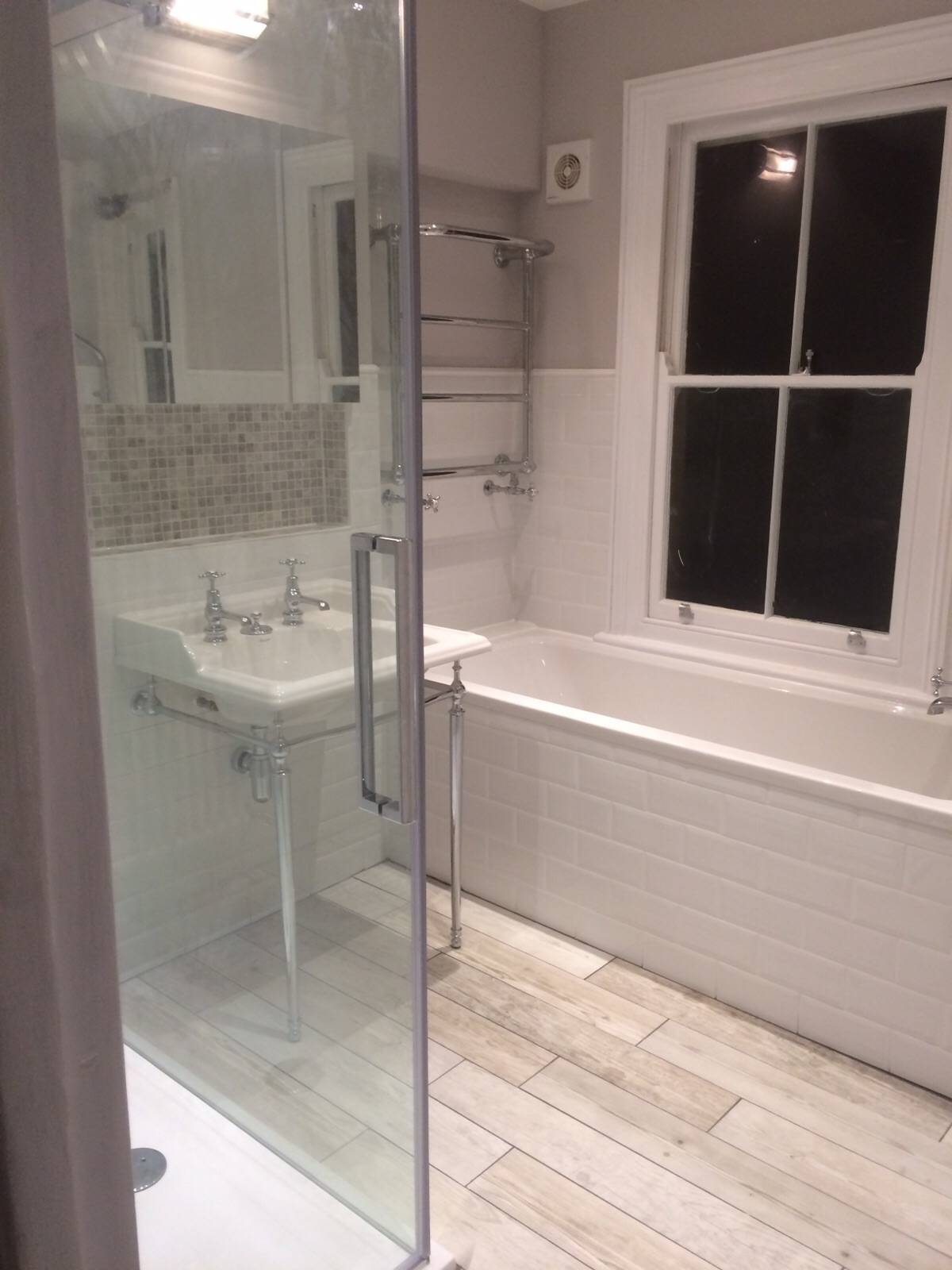 Bathroom Gallery AC Kitchens - Bathroom refit